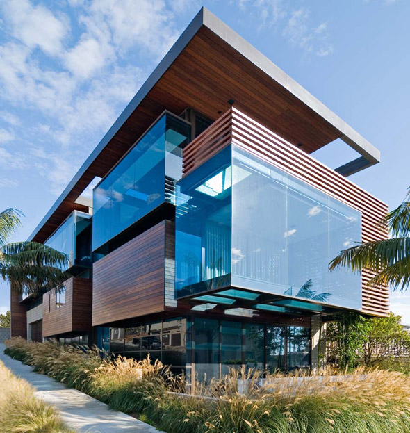 9ONE2 ARCHITECTURE 1148 FISHER AVE Beach Cities Modern Home Tour