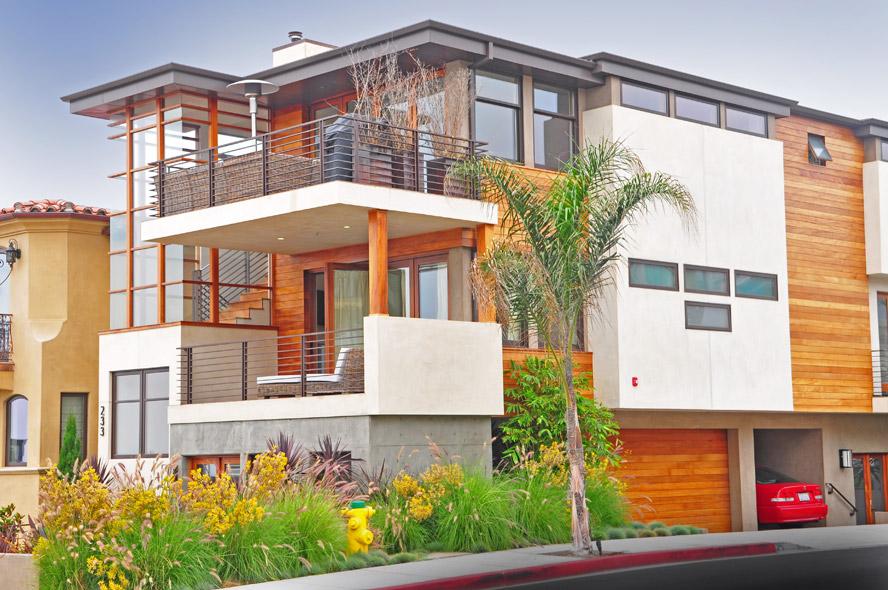 Beach Cities Modern Home Tour